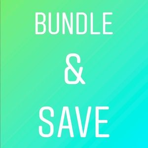 Other - Make a bundle!!